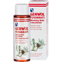 Gehwol - Fusskraft Warming Bath Concentrate 150ml