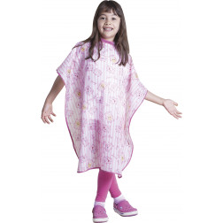 Le Pro - Kiddie Cutting Cape - Girl