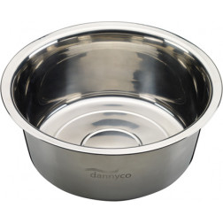 "Dannyco - 11-1/2"" Stainless Steel Pedicure Bowl"