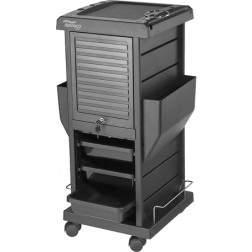 Dannyco - Lockable Deluxe Trolley #BES874LUCC