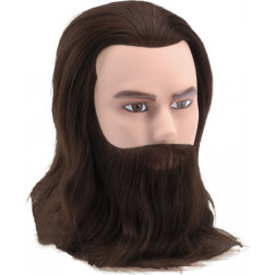 Dannyco - Male Mannequin with Synthetic Hair