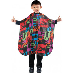 Le Pro - Kiddie Cutting Cape