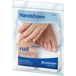 Graham Professional - Lint-free Nail Wipes - 200 Wipes