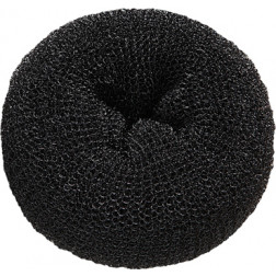 "Dannyco - 3.5"" Black Hair Donuts"