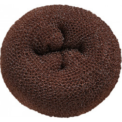 "Dannyco - 3.5"" Brown Hair Donuts"
