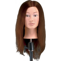 Dannyco - Deluxe Female Mannequin with Brown Hair #BES927BRUCC