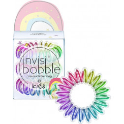 Invisibobble - KIDS Magic Rainbow Hair Ring - Set of 3