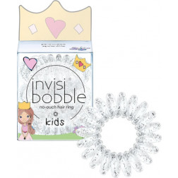 Invisibobble - KIDS Princess Sparkle Hair Ring - Set of 3