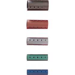 Dannyco - Long Magnetic Rollers (12/bag) - 5 Colours