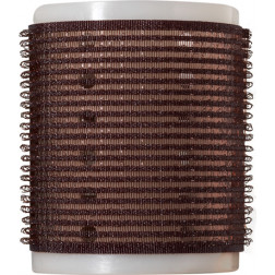 """BaByliss Pro - 55mm Brown Self-Gripping """"Magic"""" Rollers (6/bag)"""