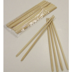 "Dannyco - 7"" Birchwood Sticks - Bag of 144"