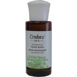 Ombra - Aromatic Foam Bath Citrus Sage 50ml