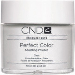 CND - Perfect Color Powder Clear 104g