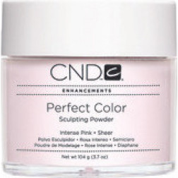 CND - Perfect Color Powder Intense Pink Sheer 104g