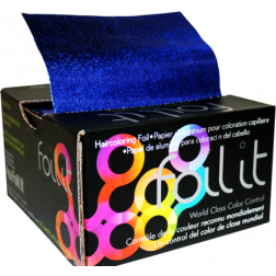 Foil It - Babelicious Blue - Light 5x11 500 Foil Sheets Popup