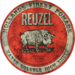 Reuzel - Red High Sheen Pomade 12oz