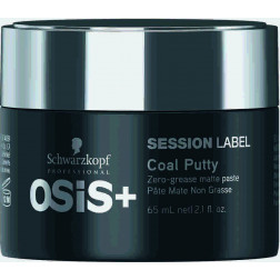 OSiS - Session Label Coal Putty 65ml