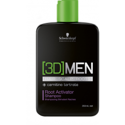 [3D]Men - Root Activator Shampoo - 250ml
