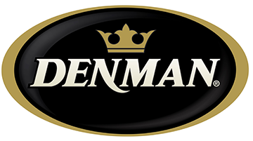 Denman - D5 Heavyweight 9 Row Brush