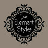 My Element Style - Disinfectant Jar 64oz #JRBS10C